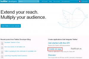 Add Twitter to your website