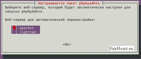 Выбор веб-сервера