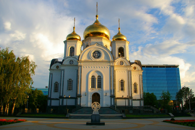 Собор Александра Невского, Краснодар
