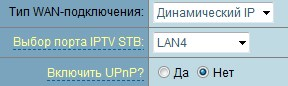 Настройка телевидения beeline